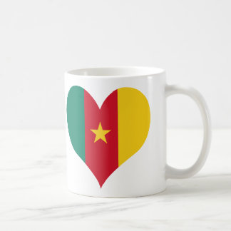 Buy Cameroon Flag Coffee Mug