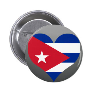 Buy Cuba Flag 2 Inch Round Button