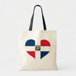 Buy Dominican Republic Flag Tote Bag