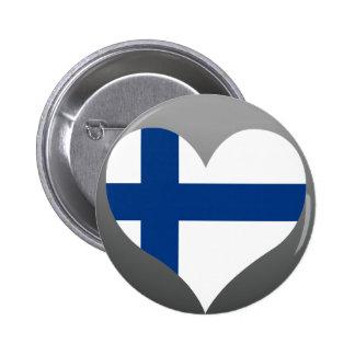 Buy Finland Flag 2 Inch Round Button
