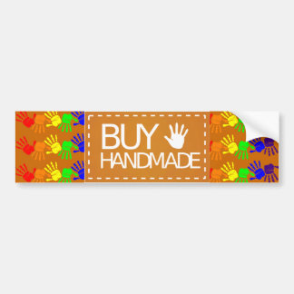Buy handmade bumper sticker