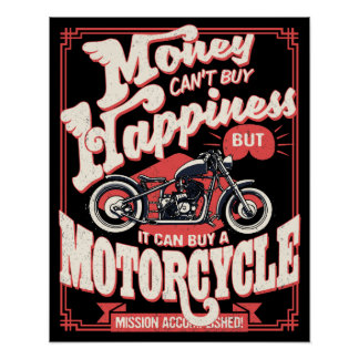 Buy Happiness Poster