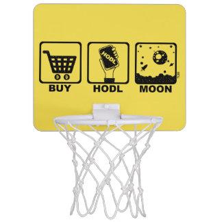 Buy Hodl Moon Mini Basketball Hoop