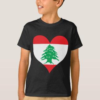 Buy Lebanon Flag T-Shirt