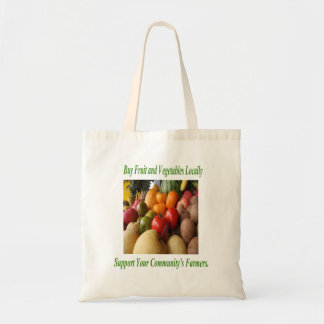 Buy locally support your community's Farmers totes