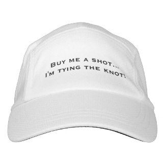 """Buy me a shot..."" Hat"