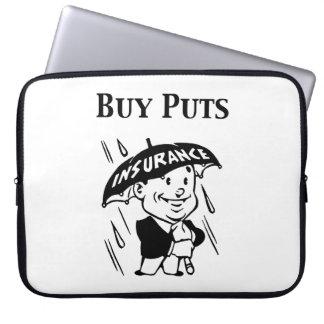 Buy Puts Laptop Sleeve