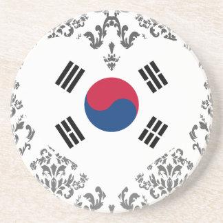 Buy South Korea Flag Coaster