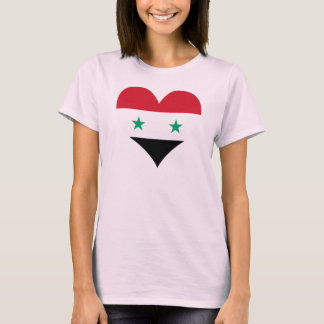 Buy Syria Flag T-Shirt