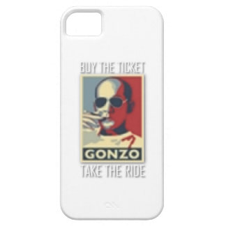 Buy the ticket... iPhone 5 case