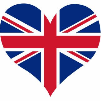 Buy United Kingdom Flag Standing Photo Sculpture