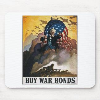 Buy War Bonds! Mouse Pad