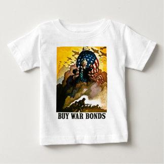 Buy War Bonds Vintage Baby T-Shirt