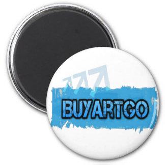 BuyArtGO Magnet