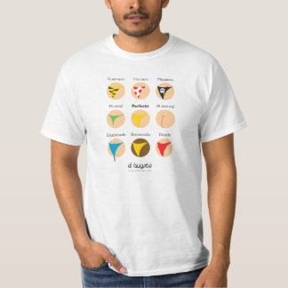 Buyate perfect - white T-Shirt