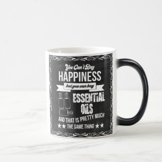 Buying Essential Oils is Happiness Magic Mug