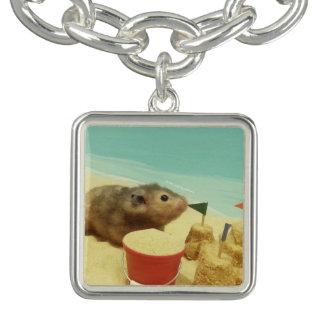Buzz Builds a Sandcastle Bracelet