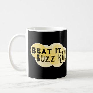 Buzz Kill Classic White Coffee Mug