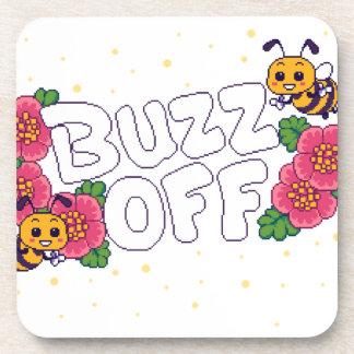 Buzz Off Coaster