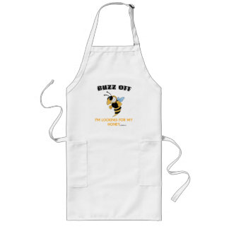 Buzz Off I'm Looking For My Honey Long Apron