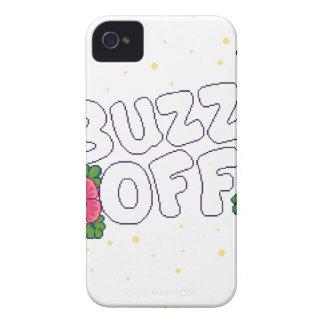 Buzz Off iPhone 4 Case-Mate Case