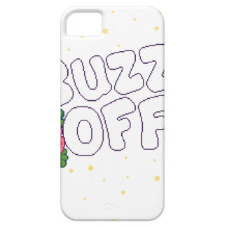 Buzz Off iPhone 5 Covers