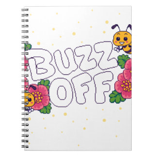 Buzz Off Notebook