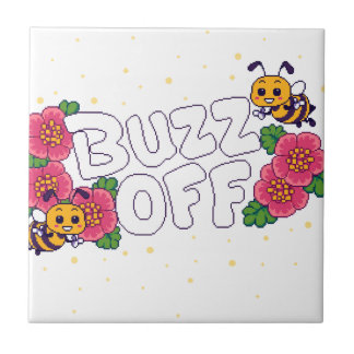 Buzz Off Tile