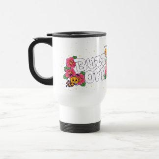 Buzz Off Travel Mug