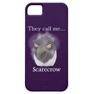Buzzard in a Blizzard iPhone 5 Cases
