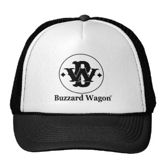 Buzzard Wagon S&W Trucker Hat