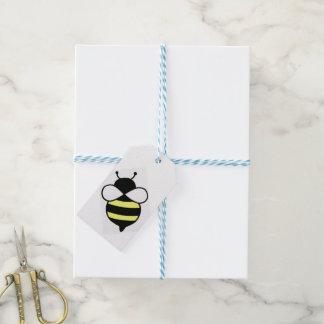 Buzzer Bee Gift Tag