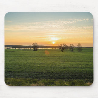 Buzzer day mouse pad