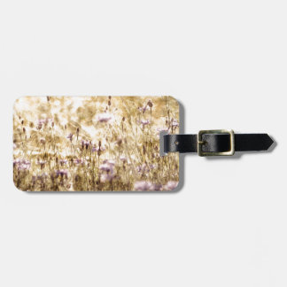 Buzzer Meadow Luggage Tag