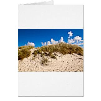 Buzzer sand Dune OF Denmark Card