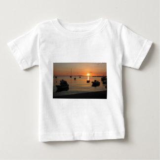Buzzer Sunset in Novalja in Croatia Baby T-Shirt