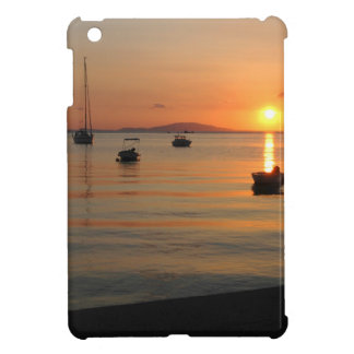Buzzer Sunset in Novalja in Croatia Case For The iPad Mini