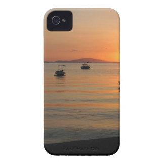 Buzzer Sunset in Novalja in Croatia Case-Mate iPhone 4 Case