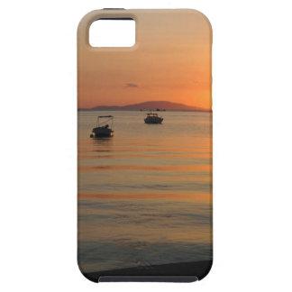 Buzzer Sunset in Novalja in Croatia iPhone 5 Cover