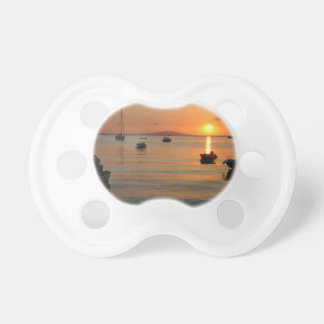Buzzer Sunset in Novalja in Croatia Pacifier