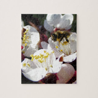 Buzz'n Blossoms Puzzle