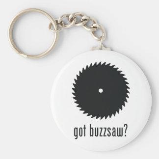Buzzsaw Keychain