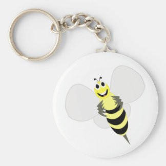 Buzzy Bee Keyring