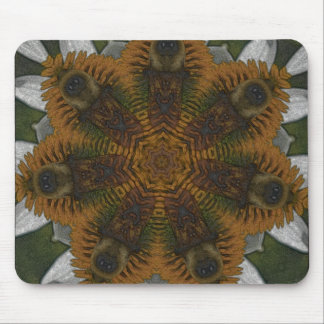 Buzzy Bees Mouse Pad