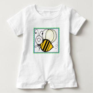 Buzzy Bumblebee Baby Romper