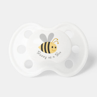 Buzzy Little Bumble Bee Pacifier