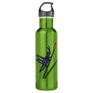 BV- Funny Cricket 710 Ml Water Bottle