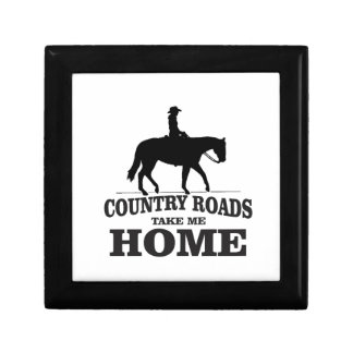 bw country roads take me home gift boxes