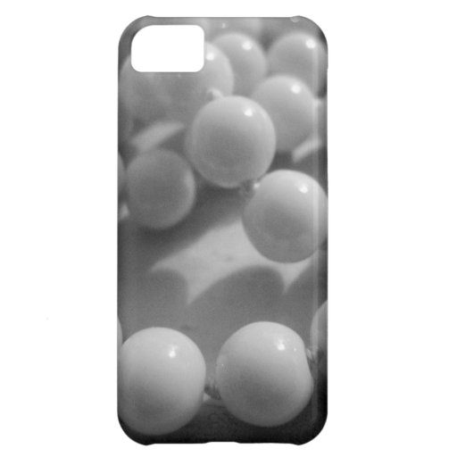 BW Pearl Photo iPhone 5C Case