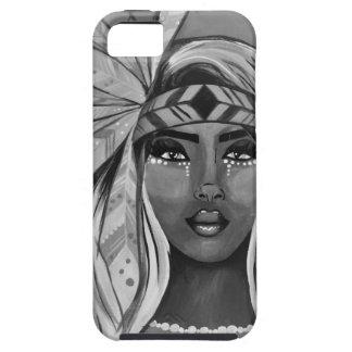 BW Princess iPhone 5 Cases